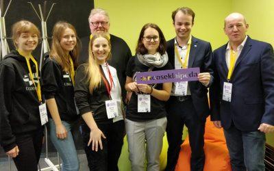 Jaunimo forumas'18 subūrė Baltijos regiono jaunimo politikos formuotojus
