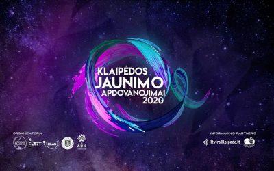 Penktadienį vyks virtualūs Klaipėdos jaunimo apdovanojimai