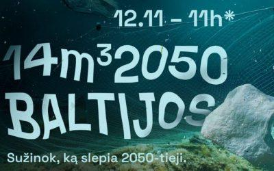 Jūrų muziejus kviečia į distopinę kelionę po ateities pasaulį