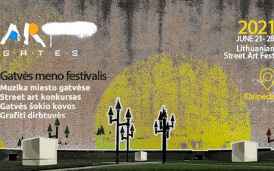 ART GATES Street Art Festival