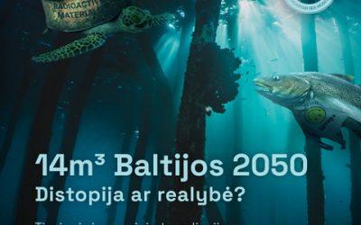 Muziejus –jaunimui! Distopinį ar utopinį pasaulį rinksimės 2050-iesiems?