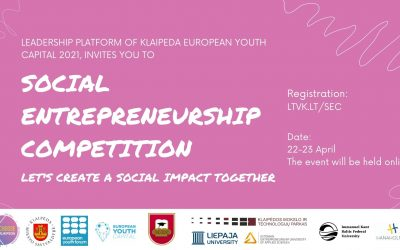 Social entrepreneurship competition