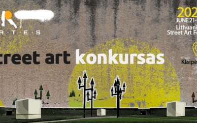 Street Art KONKURSAS